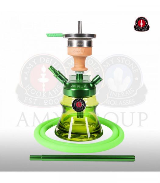 Amy Deluxe 094.03 Sphere Bag Green Shisha