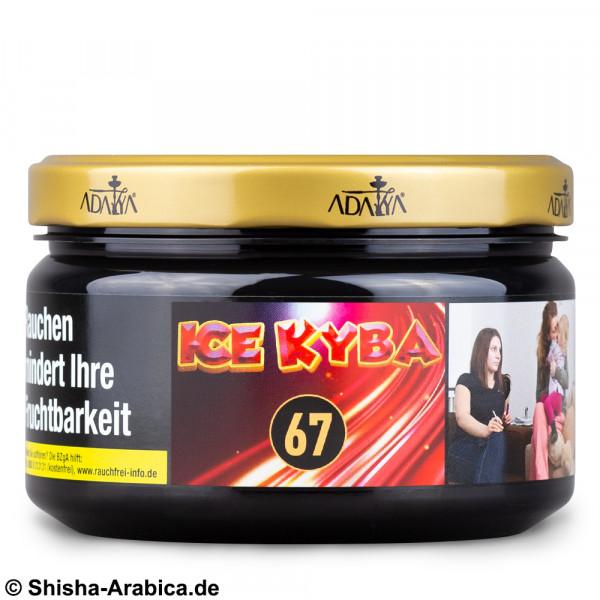 Adalya No.67 Ice Kyba 200g Tabak