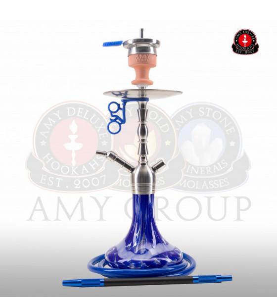 Amy SS10 Little Hammer Shisha Blue