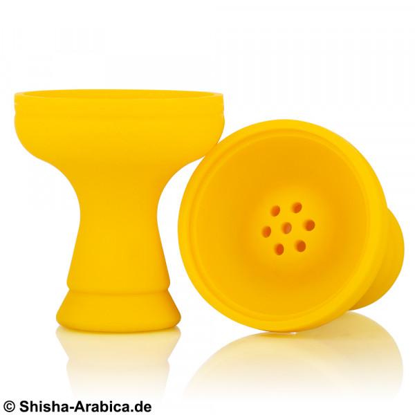 Silikon Power Bowl Yellow