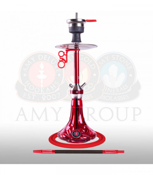 Amy Deluxe SS31.02 Carbonica Lucid S Red