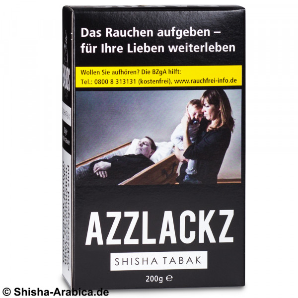 Babos Tobacco - Azzlackz 200g Tabak