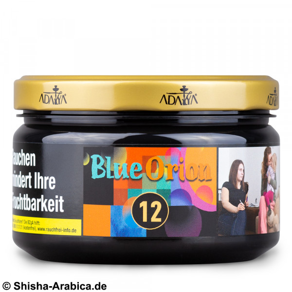 Adalya No.12 Blue Orion 200g Tabak