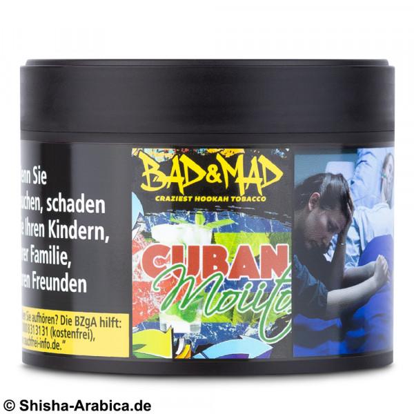 Bad & Mad Tobacco - Cuban Moiito 200g Tabak