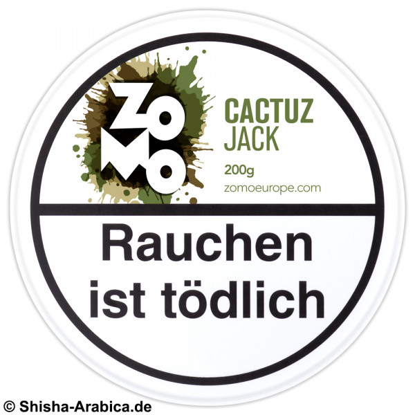 ZOMO Cactuz Jack 200g Tabak