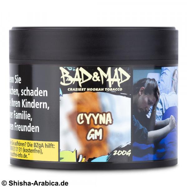 Bad & Mad Tobacco - Cyyna Gm 200g Tabak