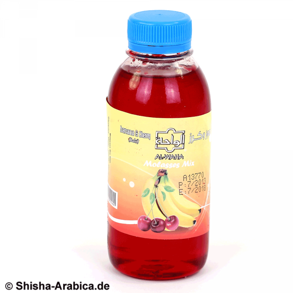 Al Waha Mix Banana Cherry 250ml