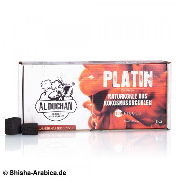 Al Duchan Platin Naturkohle 1kg