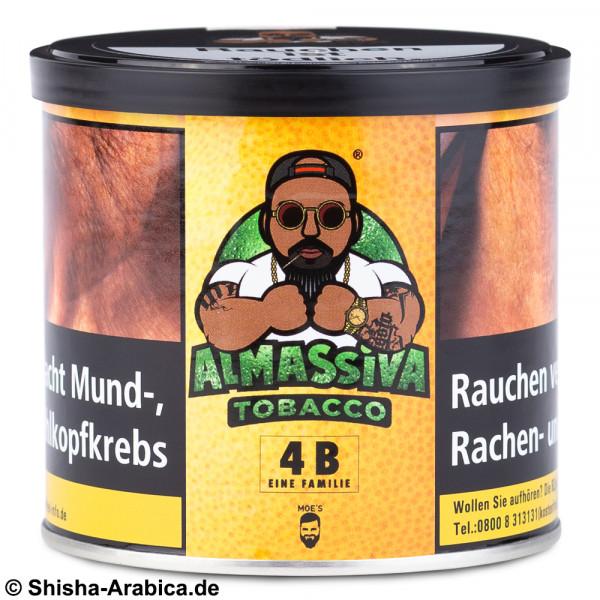 ALMASSIVA Tobacco - 4B Eine Familie 200g Tabak