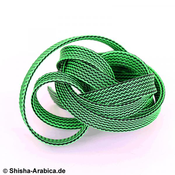 Smokah Carbon Mundstück Schwarz/Grün