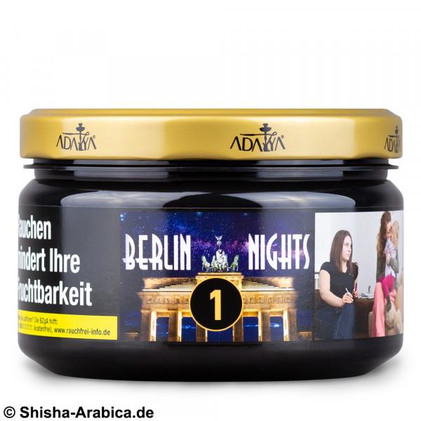 Adalya No.1 Berlin Nights 200g Tabak