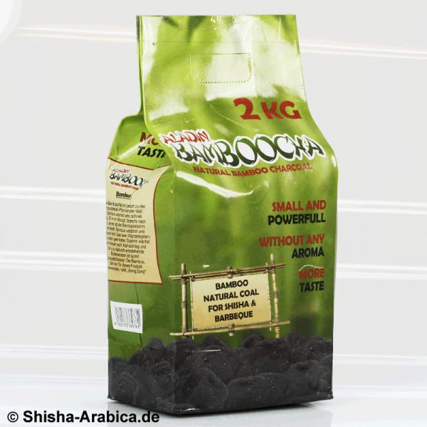 Bamboocha Shisha Kohle 2kg