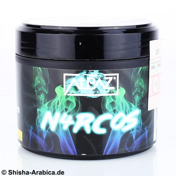 Alpaz Tobacco N4rcos 200g Tabak