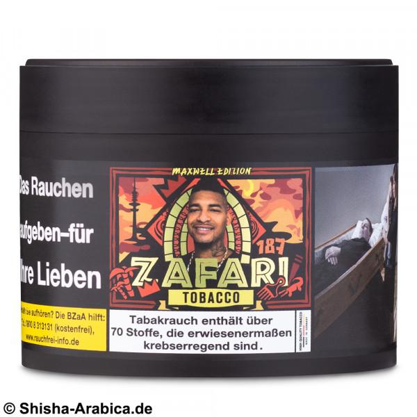 187 Tobacco Zafari 200g TPD2 Tabak