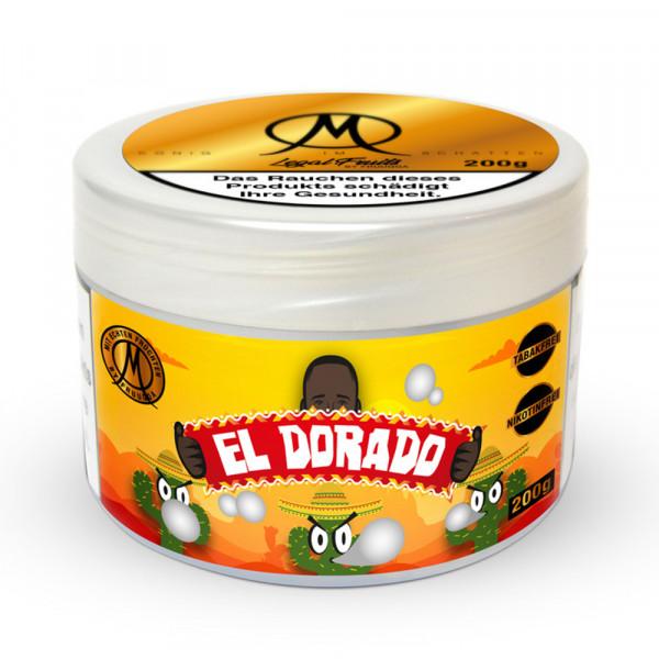 König im Schatten - Legal Fruits - El Dorado 200g