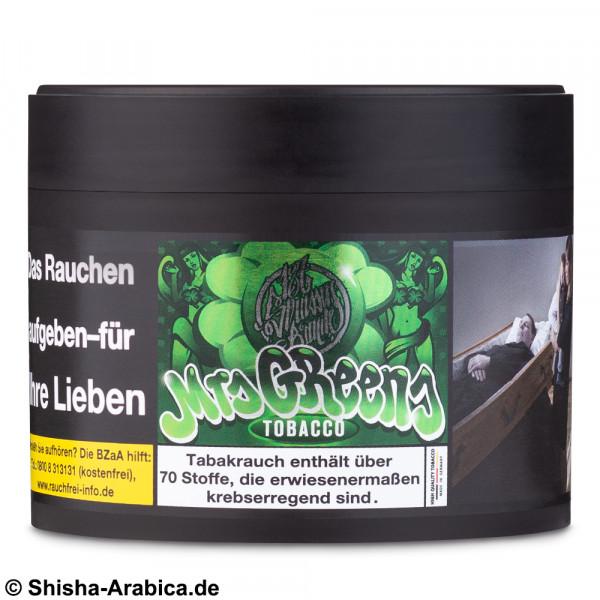 187 Tobacco Mrs Greens 200g TPD2 Tabak