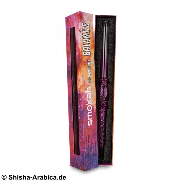 Smokah Glas Griff Balance Pink