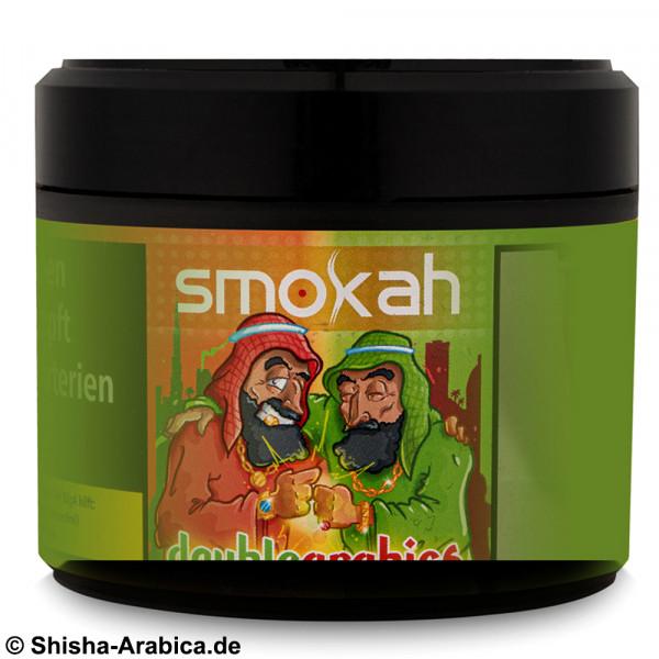 Smokah Tobacco Double Arabics 200g Tabak