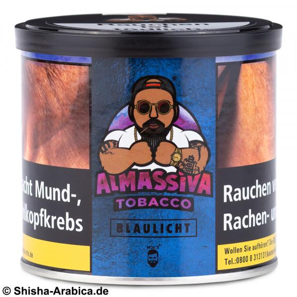 ALMASSIVA Tobacco - Blaulicht 200g Tabak