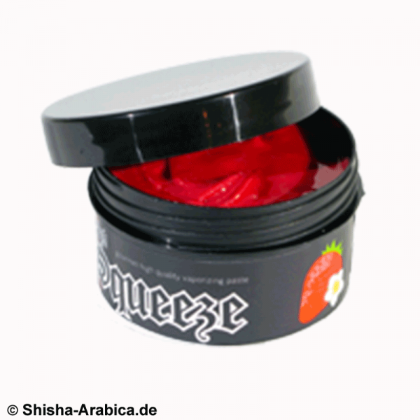 Hookah Squeeze Strawberry 150g