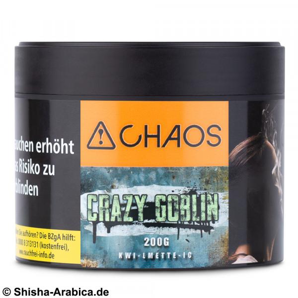 CHAOS Tobacco - Crazy Goblin 200g Tabak