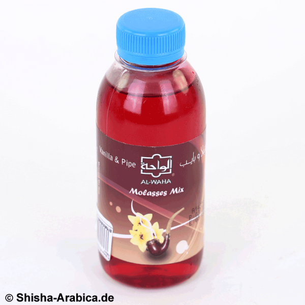 Al Waha Mix Vanilla Pipe 250ml