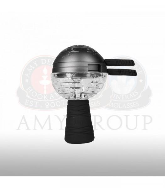 Amy Deluxe GlasSi Globe Set Black