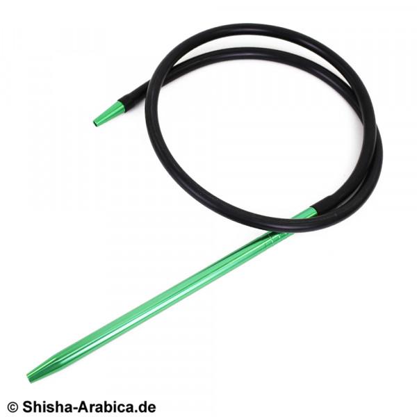 Samaya Alu Long + Silikon Schlauch Set Green/Black