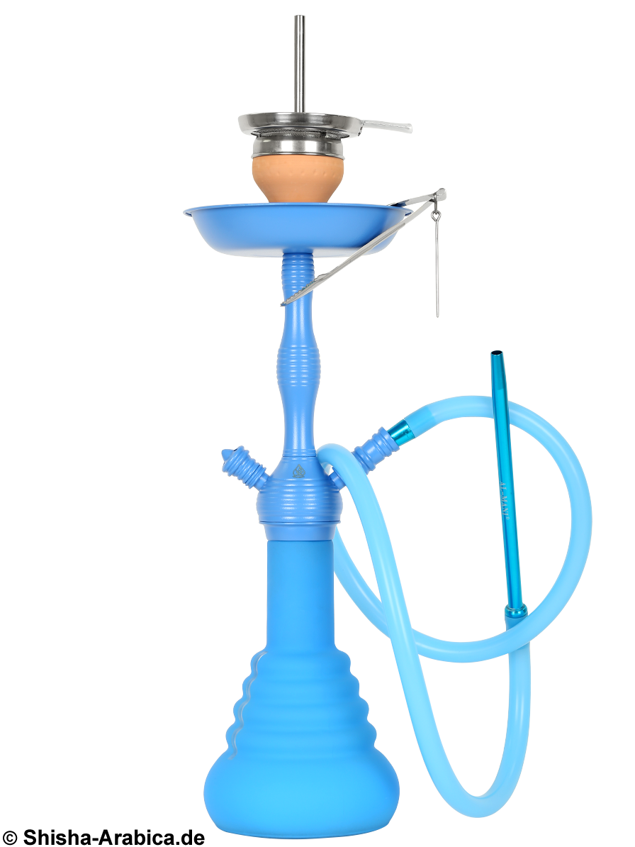 al mani shisha z 80 sky blue g nstig kaufen shisha brothers. Black Bedroom Furniture Sets. Home Design Ideas