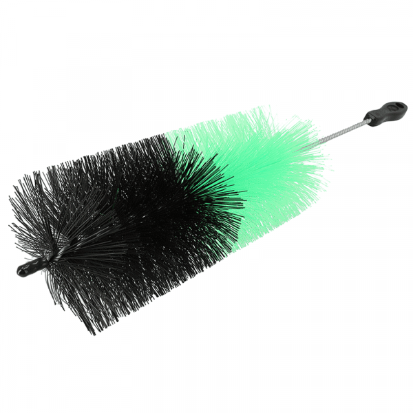 Bowlbürste Black-Green