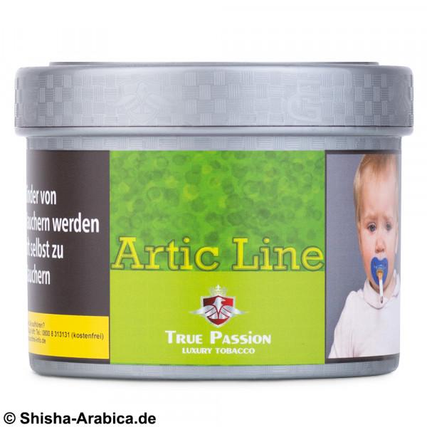 True Passion Arctic Line 200g Tabak