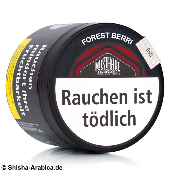 Musthave Tobacco Forest Berri 200g