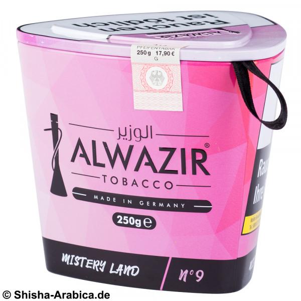 Al Wazir No.9 Mistery Land 250g