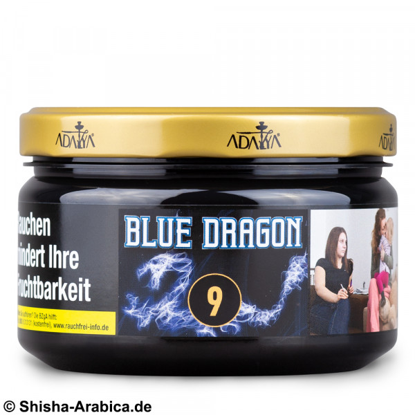 Adalya No.9 Blue Dragon 200g Tabak