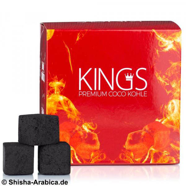 King's Shisha Kohle 1kg