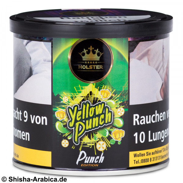 Holster Tobacco Yellow Punch 200g
