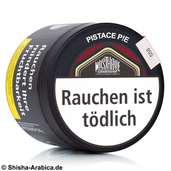 Musthave Tobacco Pistace P!e 200g