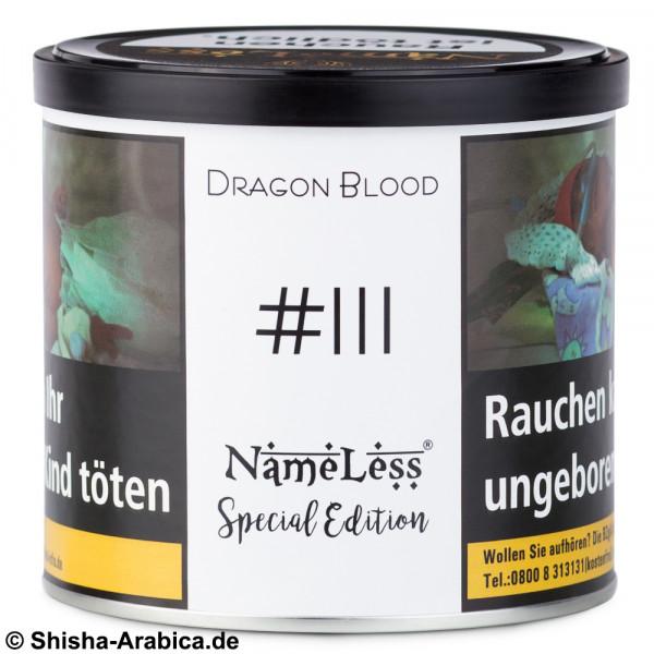 NameLess Tobacco #111 Dragon Blood 200g Tabak