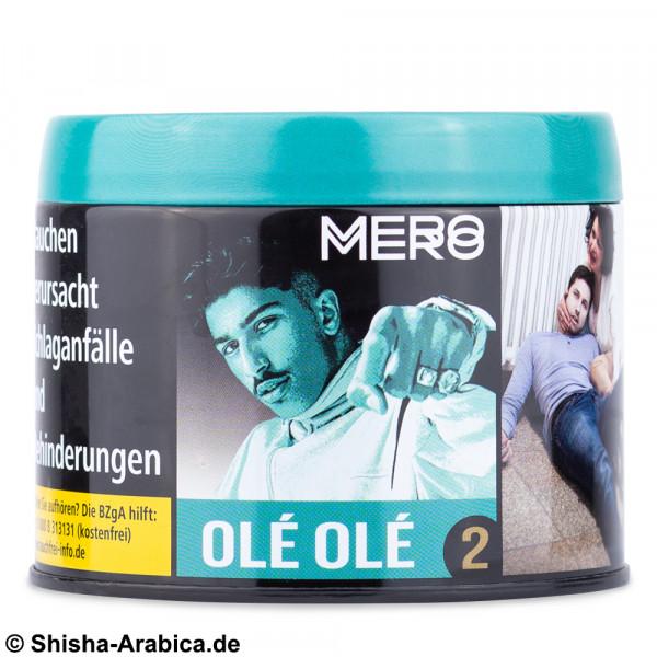 Mero No.2 Olé Olé 200g Tabak