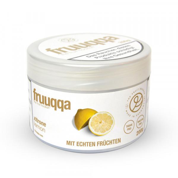 Fruuqqa - Zitrone 200g