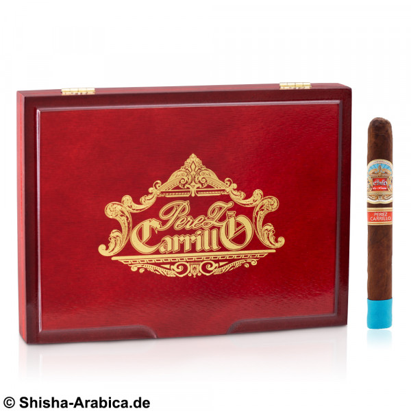 E.P. Carrillo La Historia E-III (Double Corona) 10St.